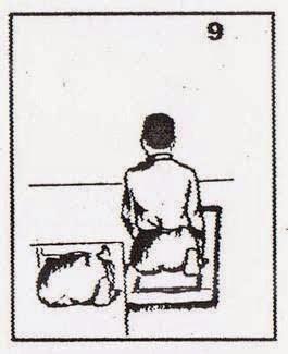 Cara  duduk  pada  tahiyat  akhir