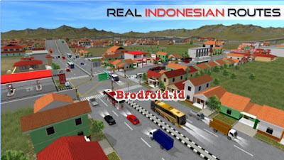Download Bus Simulator Mod Apk Indonesia Full Data 1.1 Terbaru