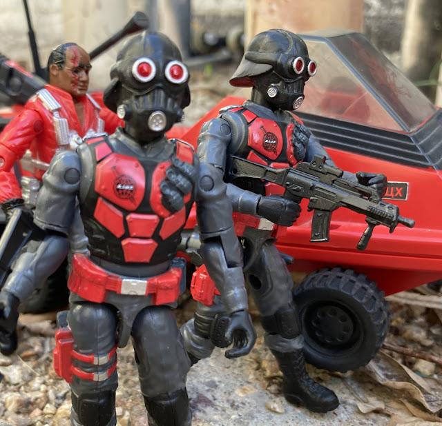 2021 Zica Toys, Eagle Force, Riot Commando, Shadowtrak, Red Shadows, Palitoy, Action Force, European Exclusive, Escorpiao Voador, Cobra Flying Scorpion, Brazil, Estrela