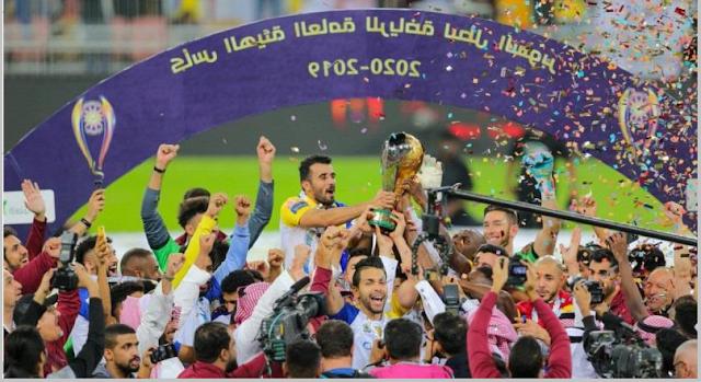 النصر تم دعمه ب6 ملاين ريال سعودي