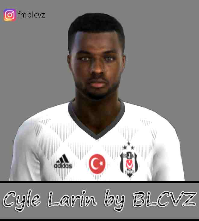 Ultigamerz Pes 2010 Pes 2011 Face: Ultigamerz: PES 2013 Cyle Larin (Besiktas) Face