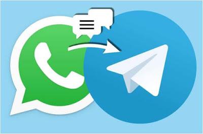 شرح, خطوات, استيراد, ونقل, سجل, دردشة, واتساب, في, تليجرام