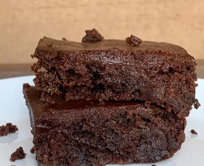 Low-Carb Keto Zucchini Brownies