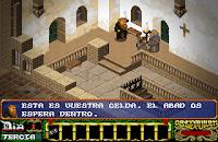 Videojuego La Abadía del Crimen Extensum