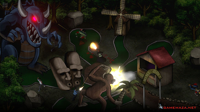 Postal Redux Gameplay Screenshot 1