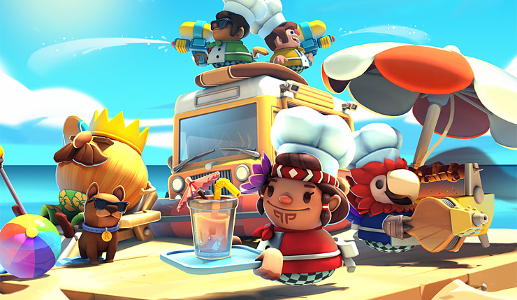 Play Overcooked 2 during Covid-19 Outbreak