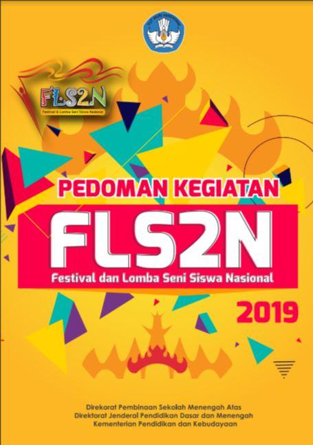 Lomba Fls2n Sma Tahun 2019 Pedoman Kegiatan Logo Poster Fls2n