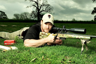 American Sniper, Chris Kyle sang penembak jitu
