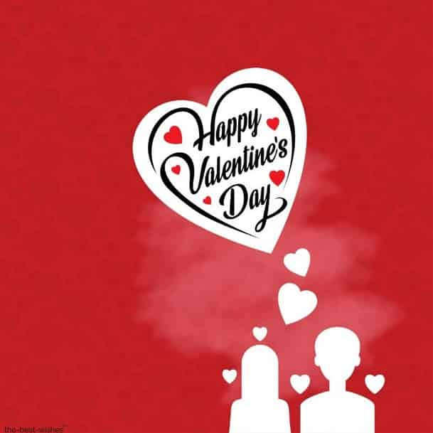 valentines day wishes for daughter and son in law