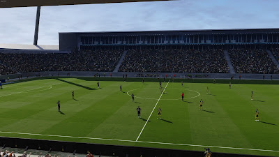 PES 2020 Stadium Cars Jeans Stadion