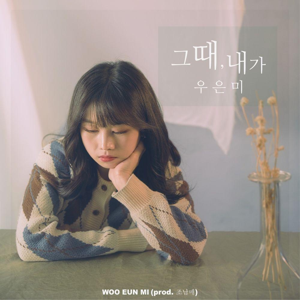 Woo Eun Mi – I Was – Single