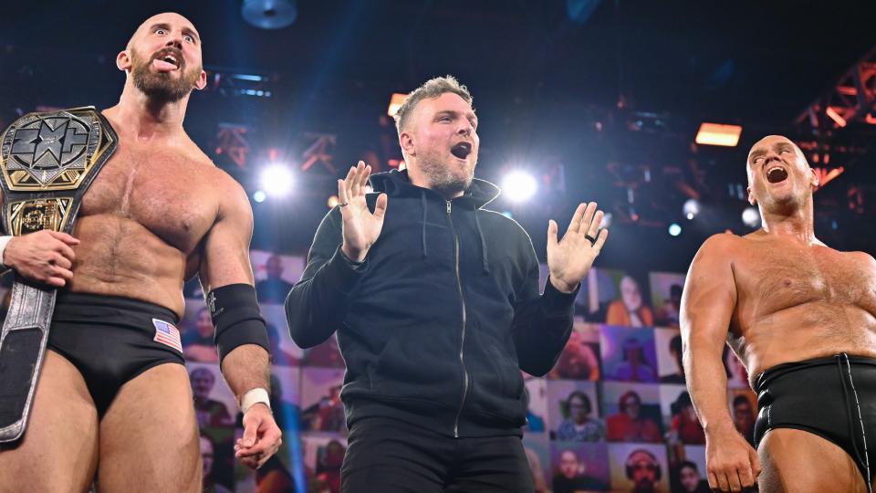 NXT Tag Team Championship muda de mãos