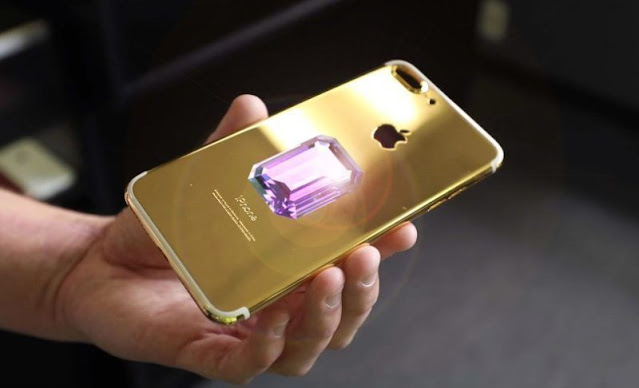 FALCON SUPERNOVA IPHONE 6 PINK DIAMOND -  $48.5M