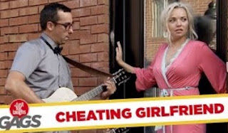 Girlfriend Caught CHEATING During Marriage Proposal