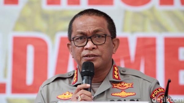 Minta Ketum FPI-Panglima Laskar Serahkan Diri, Polisi: Kami akan Tangkap