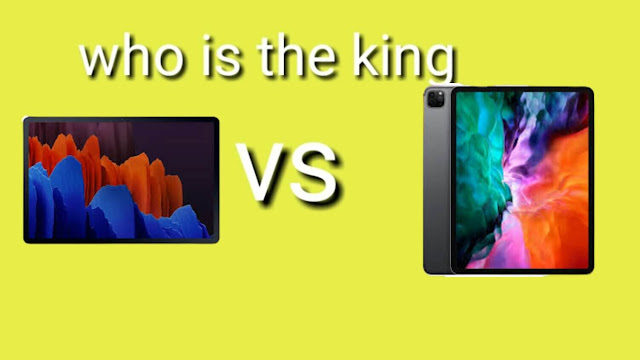 Samsung Tab S7 Plus and iPad Pro which one is the king?