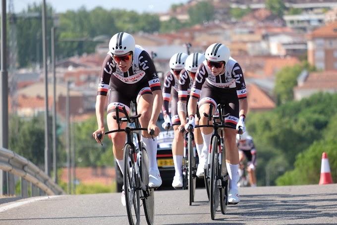 WNT Madrid Challenge by La Vuelta 2018 - 1ª etapa