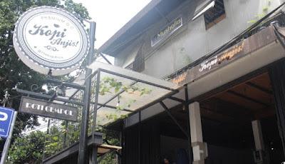 Lowongan Kerja Kasir Dan Waiter/Waitress di Kopi Anjis Bandung