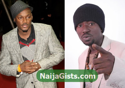 blackface fights 2face idibia wedding