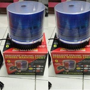Jual Lampu Rotary Blitz 9x Untuk Polisi di Jakarta