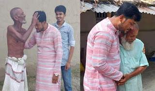 নন্দীগ্রাম পৌরবাসির  অকুণ্ঠ ভালোবাসায় মেয়র প্রার্থী হবো'মেয়র প্রার্থী  সবুজ