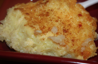 OLD FASHIONED RICE PUDDING!!