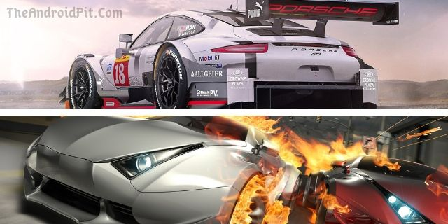 Best Android Racing Games Under 100 MB