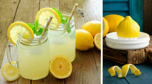 El limon para bajar de peso
