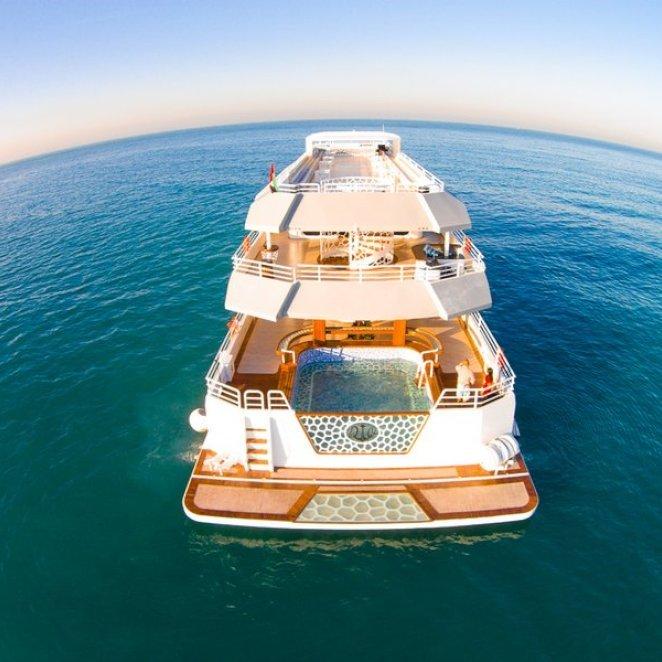 Desert Rose Mega Yacht