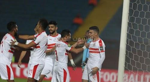 الزمالك بثنائية يتغلب على الجونة ويواصل الانتصارات في الدوري المصري