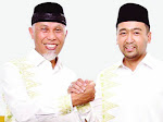 Gubernur Sumbar dan Wakilnya Besok Dilantik di Istana Negara
