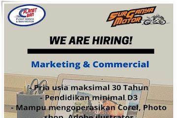Lowongan Kerja Bandung Marketing Planet Ban