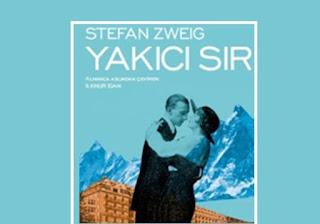 Stefan Zweig  Yakıcı Sır