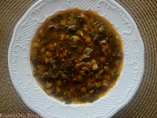 yeşil mercimek çorbası, pazı çorbası, çorba tarifi, sağlıklı tarifler, kişniş otu