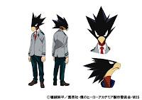 โทโคยามิ ฟุมิคาเงะ (Tokoyami Fumikage) @ My Hero Academia: Boku no Hero Academia มายฮีโร่ อคาเดเมีย