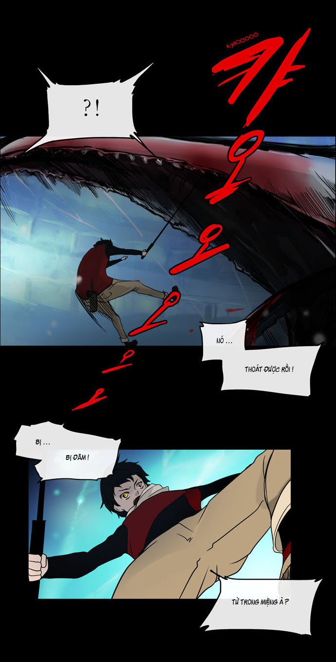 Tower of God chapter 3 trang 29