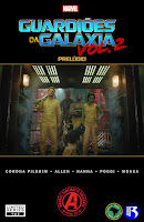 Guardiões da Galáxia Vol. 2 - Prelúdio #1