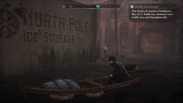 Análisis The Sinking City