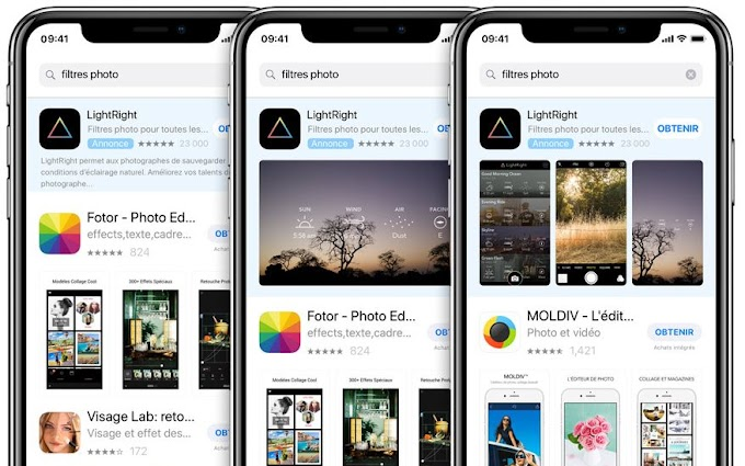 Apple étend sa plate-forme publicitaire Search Ads à la France
