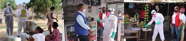 Riohacha, segunda capital del Caribe y cuarta del país con menos casos de  COVID-19