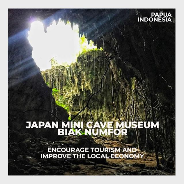japan-biak-cave-mini-museum-for-historical-preservation