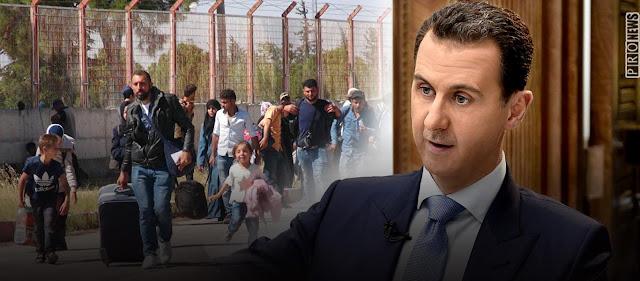 Δεν επιτρέπουν σε πρόσφυγες (και μη) να επιστρέψουν στην Συρία