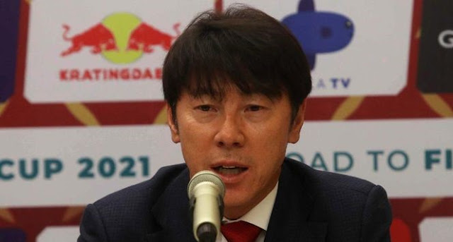 Shin Tae-yong Tak Cuma Bertugas Jadi Pelatih Kepala Timnas Indonesia