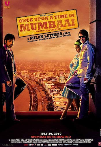 Once Upon A Time In Mumbai 2010 Hindi 480p 400MB