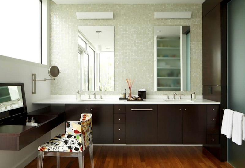 25 ideas de ba o moderno para crear un aspecto limpio - Stanze da bagno moderne ...