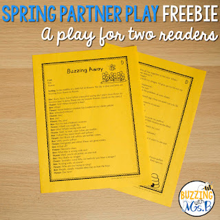 https://www.teacherspayteachers.com/Product/Spring-Readers-Theater-Script-A-Partner-Play-for-Two-Readers-3733892