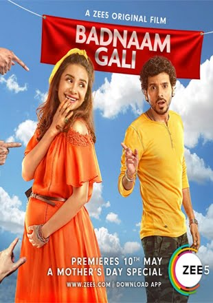 Badnaam Gali 2019 Full Hindi Movie Download HDRip 720p