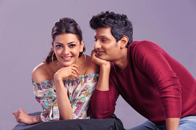 Kavalai Vendam Tamil Movie Working Stills