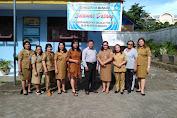 Tim Asesor BAN, Lakukan Akreditasi di SD Negeri 5 Manado