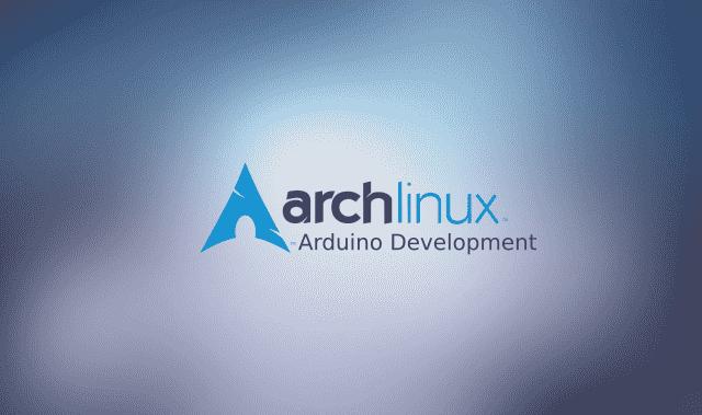 Serial Monitor Arduino Error Di Arch Linux